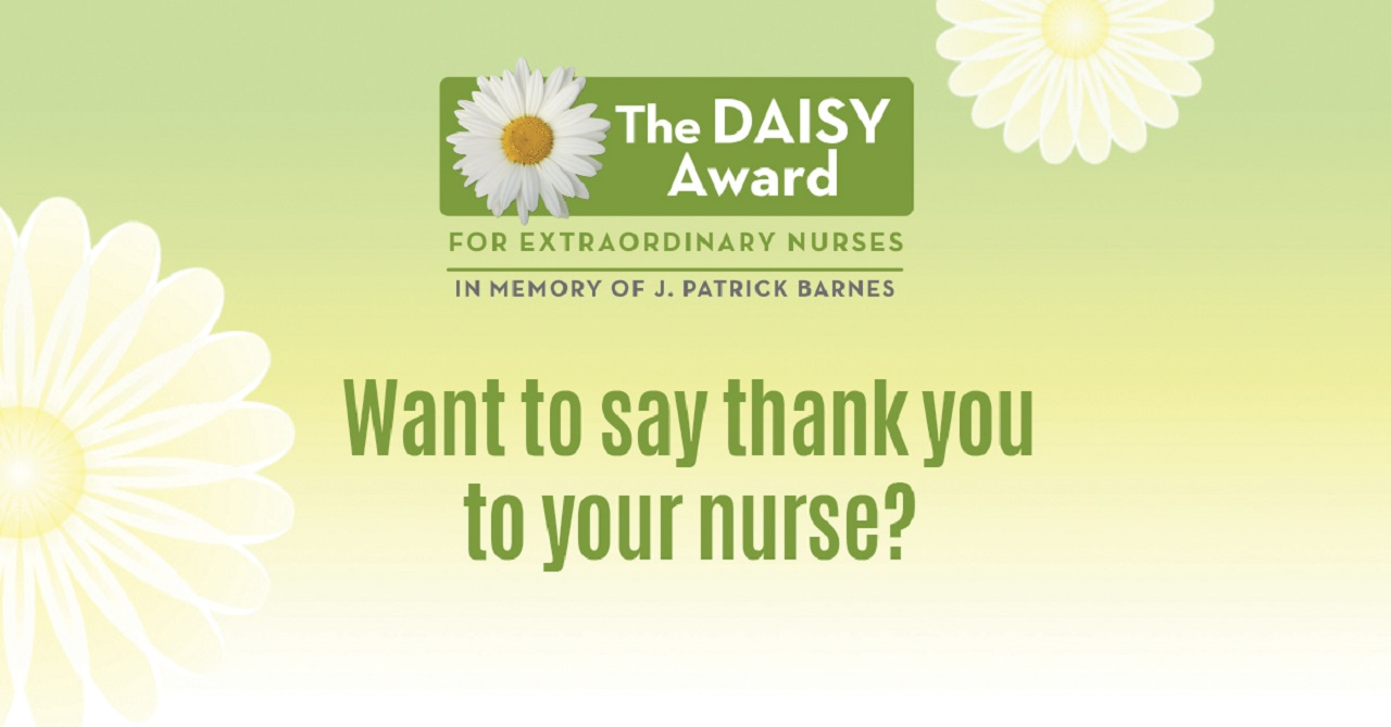 DAISY Award Winners – July 2020