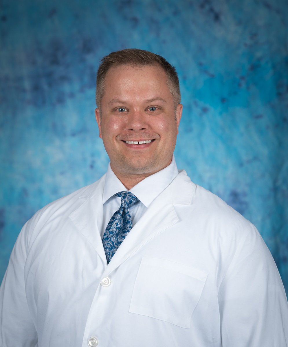 Welcome Aaron Flanders, MD