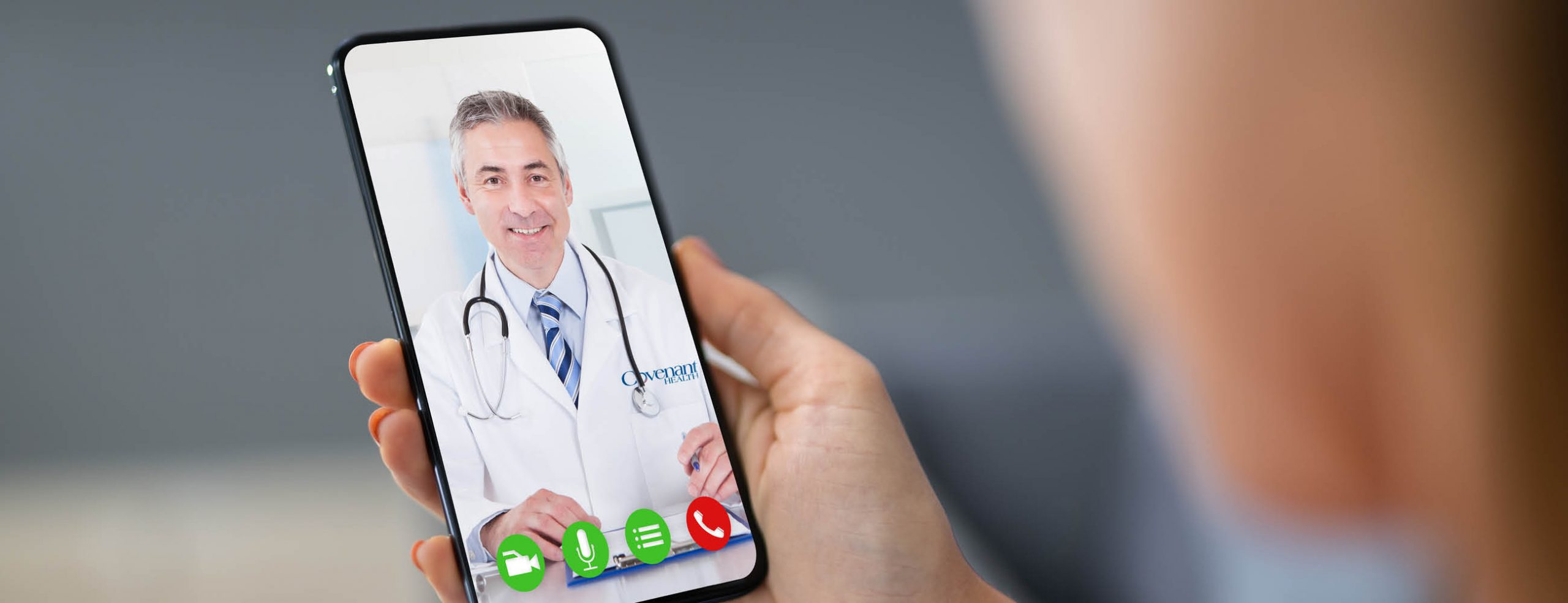Telehealth Visits Available During COVID-19