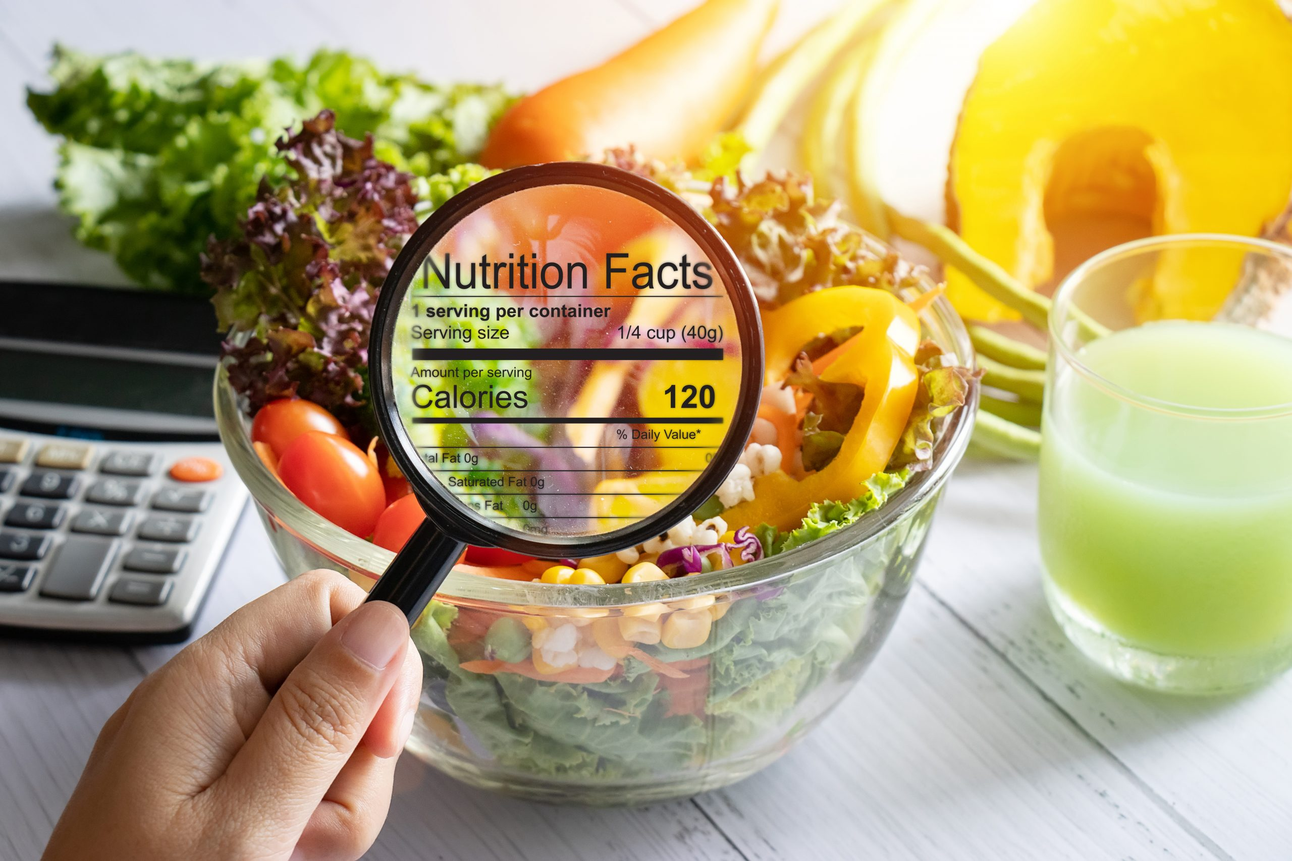 The Nutrition Facts Label: Breaking it down